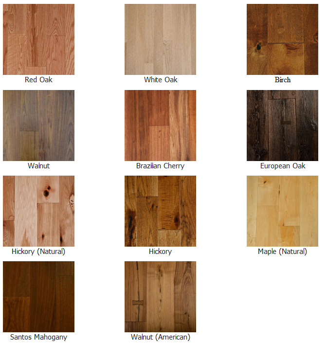 McDonald Hardwood Floors - Flooring